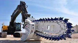 Top 10 Modern Construction Machines In The World - AmazingTechnology Huge Machines