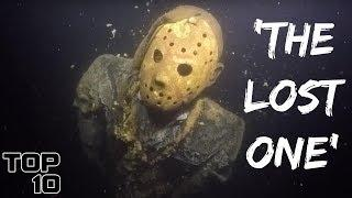 Top 10 Scary Things Found Frozen In Antarctica