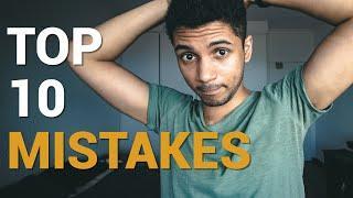 Top 10 Beginner Actor Mistakes