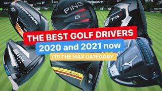 THE BEST GOLF DRIVERS 2020/2021 EASIEST TO HIT DRIVERS