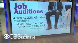 How job auditions could alienate prospective employees