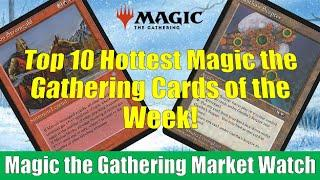 MTG Market Watch Top 10 Hottest Cards of the Week: Winter's Chill and More