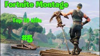 The Best Top 10 Kills of the day #5|Fortnite Montage+giveaway!!!