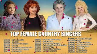 Top Female Country Singers Of All Time - Best Country Music Playlist - Women Country Songs 2020