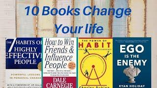 Top 10 Books For Life Changing