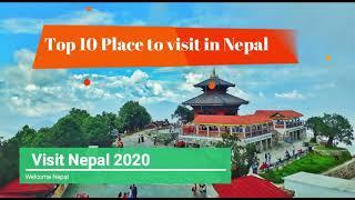 Top amazing place to visit nepal 2020||Visit Nepal 2020||Top 10 place to visit nepal||SD Vlogs