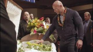 Dwayne Johnson Emotional Eulogy at his father 'Rocky Johnson' Funeral