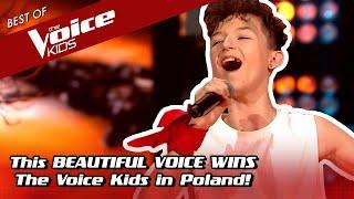 Marcin Maciejczak's ROAD TO VICTORY in The Voice Kids Poland!