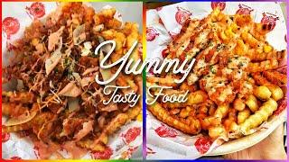 So Yummy Tasty Food | Cheese Fries | Oddly Satisfying Video | Cooking Videos | Street Food #shorts