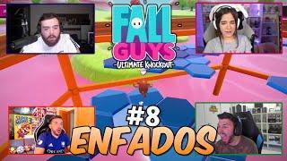 LLOROS Y ENFADOS TOP #8    FALL GUYS