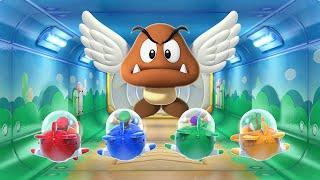 Super Mario Party MiniGames - Mario Vs Peach Vs Rosalina Vs Daisy (Master Cpu)