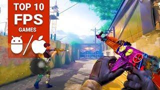 Top 10 Mejores Juegos FPS (Shooter) Para [Android]