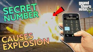 GTA 5: Noone knows this Secret Phone Number | Top 10 Secrets of GTA 5 you don't know!