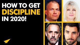 3 SIMPLE STEPS to Build DISCIPLINE in 2020   Your LIFE Will CHANGE if You DO IT!   #BelieveLife