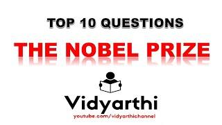 Top 10 GK Questions on the Nobel prize
