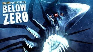 The Deeper You Go in Subnautica Below Zero, the Bigger the Leviathans Get