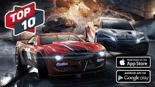 [HIGH GRAPHIC] TOP 10 HIGH GRAPHIC CAR RACING GAME FOR ANDROID /IOS 2020| ANDROID GAMES 2020 | HINDI