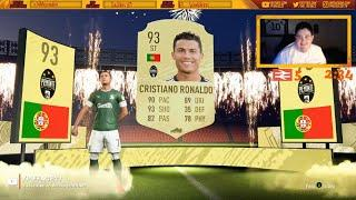 RONAAALDDDOOOO!!! 10 MILLION COIN PACK OPENING HIGHLIGHTS - FIFA 20