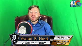 #11 OF TOP 10 Lies People Tell Themselves While Applying For Social Security Disability Benefits.