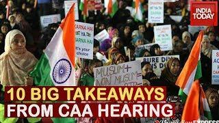 Supreme Court Hearing On CAA: 10 Big Takeaways | Watch FULL Report