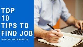 Top 10 Tips to get DataScience Job | Machine Learning job | Data Analytics