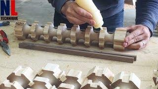 Amazing Woodworking Projects with Machines and Skillful Workers at High Level ▶ 6