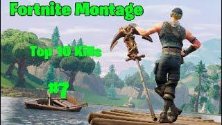 The best Top 10 kills of the day #7|Fortnite Montage