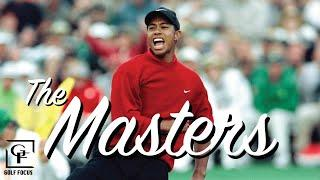THE MASTERS: Greatest Shots and Moments | 'Dear Masters'