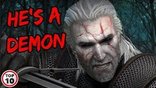 Top 10 Scary Witcher Theories