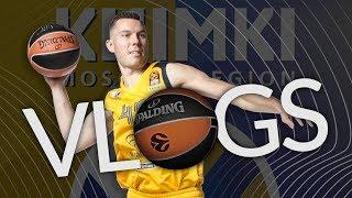 EuroLeague Vlogs: Dairis Bertans, Khimki Moscow Region