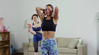 11 Minute Total Body / Top 10 Morning Exercises At Home / 10 Min Morning Routine to Burn Belly Fat