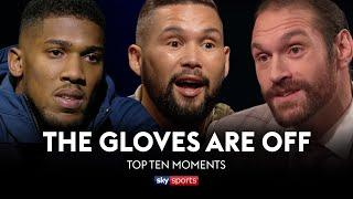 The BEST Moments from The Gloves Are Off