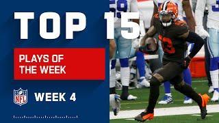 Top 15 Plays of Week 4 | 2020 NFL Highlights