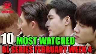 Top 10 Most Watched Asian BL Series in February 2021 Week 4