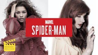 Top 10 Sexiest Actresses In Spider Man Movies ★ Sexiest Women In Spider Man