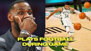 """NBA """"No Way!"""