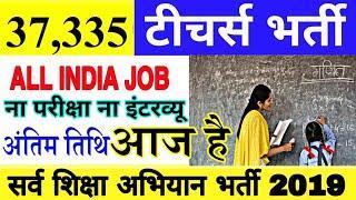 प्राइमरी शिक्षकों की भर्ती 2020//Teachers Recruitment 2020//Govt Teacher बंपर भर्ती 2020/ Govt Jobs