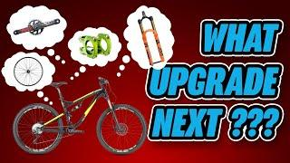 Mountain Bike Upgrades: How To, What First & What Next!