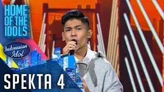 NUCA - LOCATION UNKNOWN (Honne ft. Georgia) - SPEKTA SHOW TOP 12 - Indonesian Idol 2020