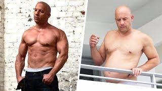 So hast du Vin Diesel noch nie gesehen! 10 Prominente, die sich völlig verändert haben