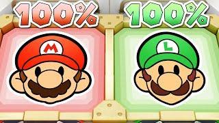Super Mario Party MiniGames - Mario Vs Luigi Vs Peach Vs Rosalina (Master Cpu)