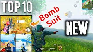 TOP 10 NEW FEATURES IN PUBG MOBILE | Part - 3 | Pubg New Update