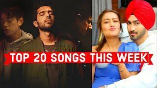 Top 20 Songs This Week Hindi/Punjabi/Indi-Pop 2021 (May 23)   Latest Bollywood Songs 2021