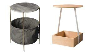 Best  Round Storage End Table | Top 10  Round Storage End Table For 2021 | Top Rated