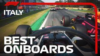 Pierre Gasly's First Win And The Top 10 Onboards |  2020 Italian Grand Prix | Emirates