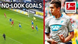 Top 10 No-Look Goals since 2000 - Firmino, Lewandowski, Bailey & More