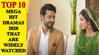 Top 10 Mega Hit Pakistani Dramas That Are Widely Watched
