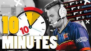 10 minutes with NiKo - 40 CS:GO twitch clips