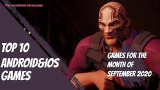 Best Top 10 Android&ios Games To Be Played In The Month Of September 2020 |#2
