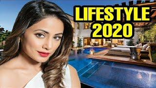 Hina Khan Lifestyle Boyfriend Family Salary Education Car Net Worth Age Height Weight Biography 2020